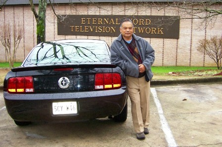 After Christmas 2008 Pilgrimage to EWTN